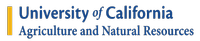University of California Agriculture and National Resources Logo